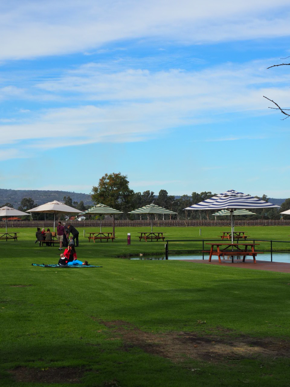 Picnic Oakover Grounds Swan Valley