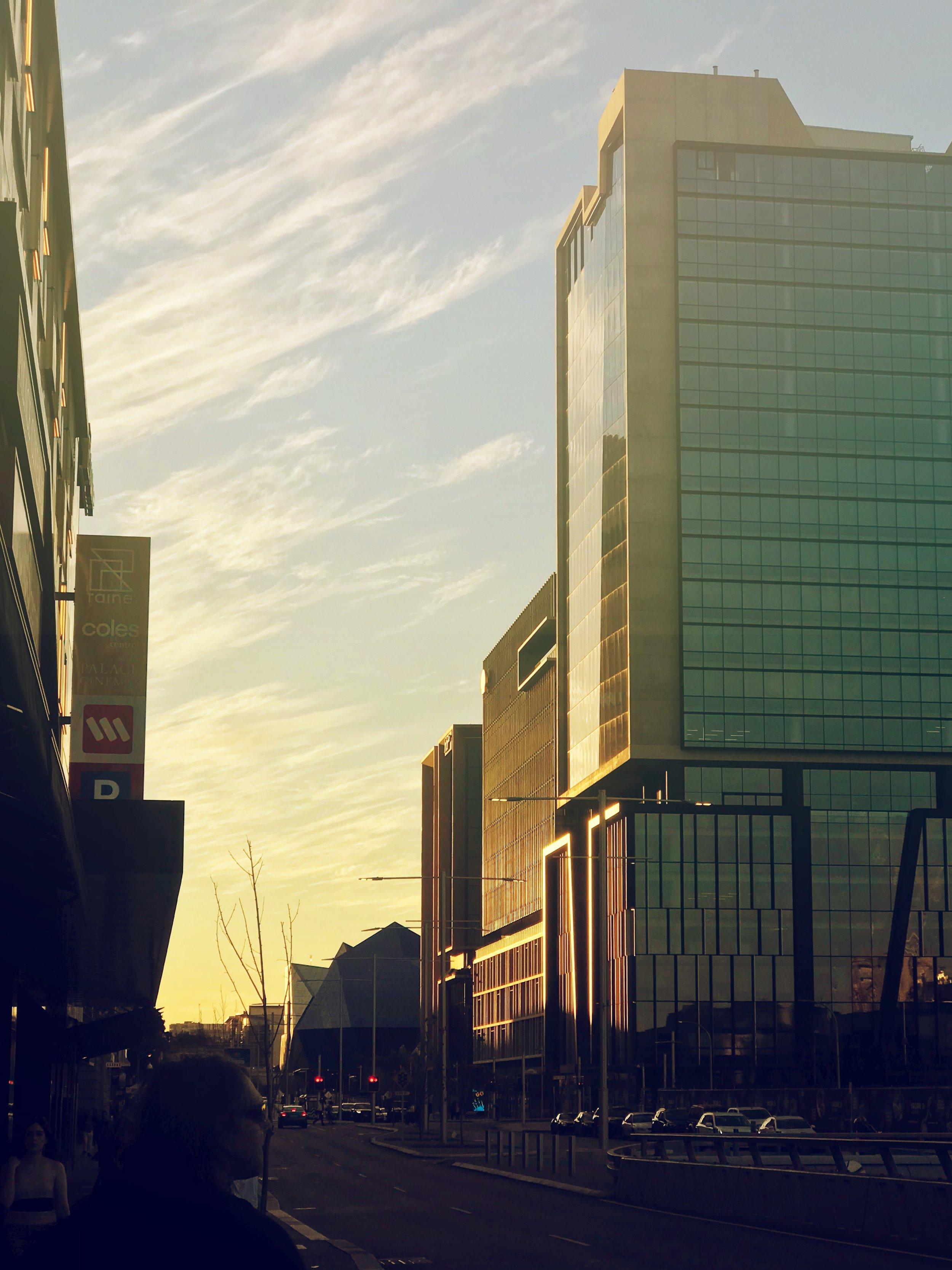 Raine Square Perth