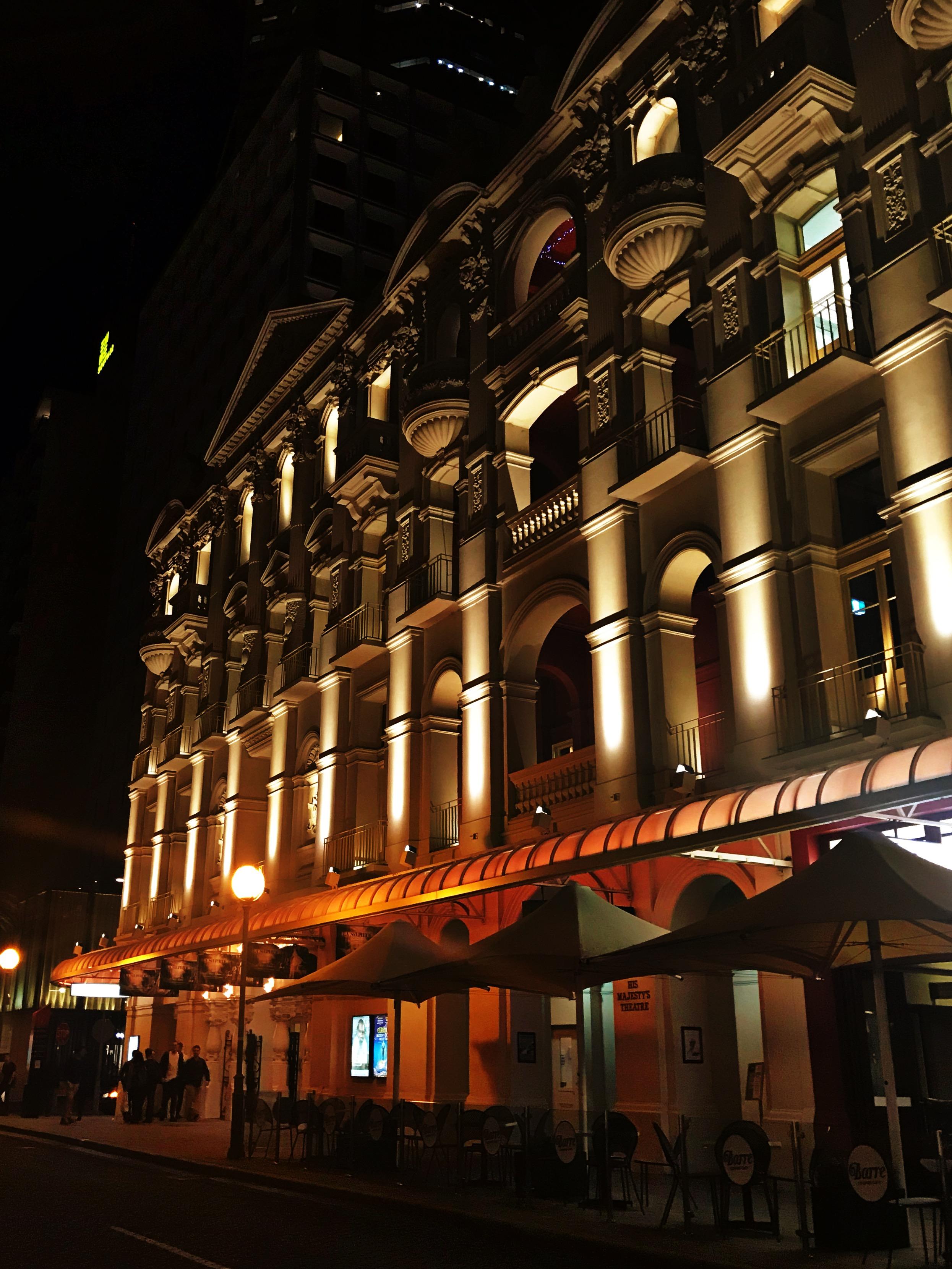 His Majesty's Theatre Perth