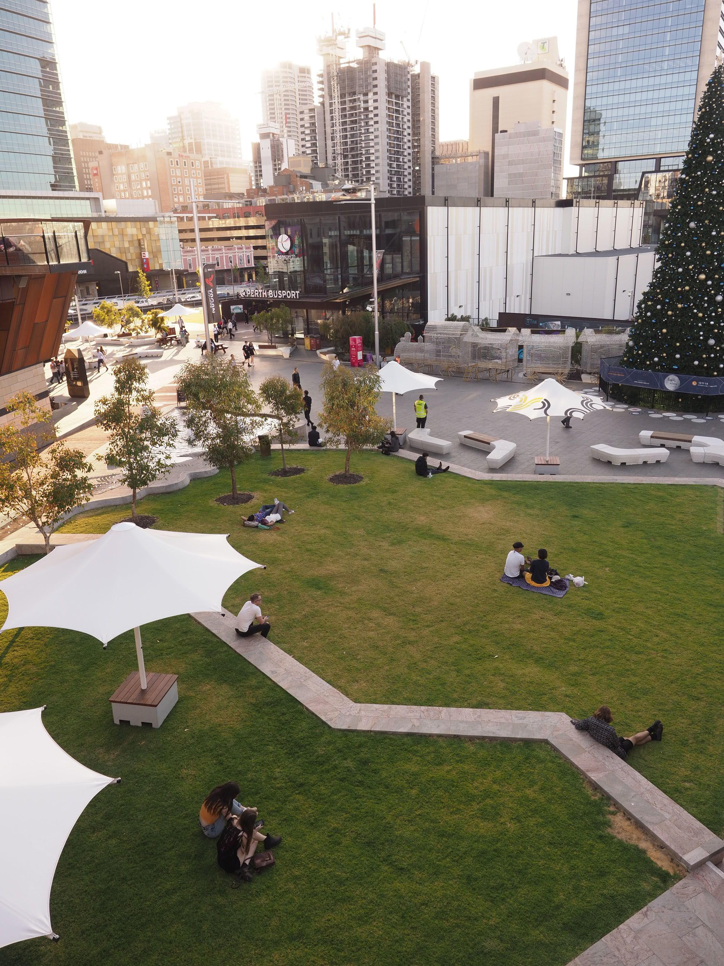 Yagan Square Perth