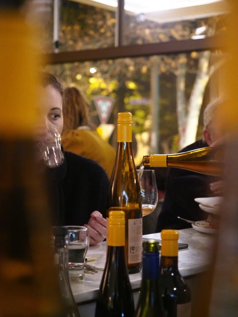 Latta Wines tasting at Madalena's