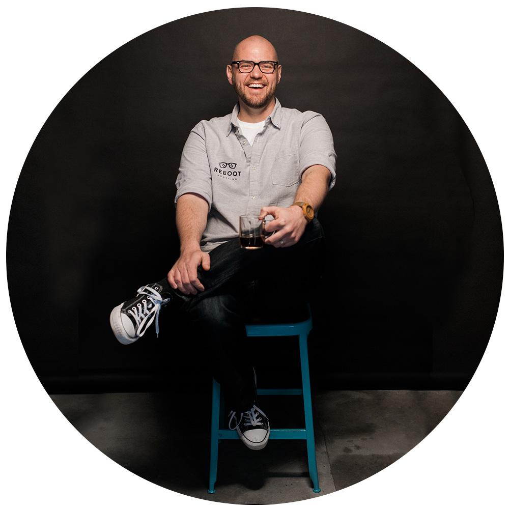 Matt Boshart  Owner, Reboot Roasting