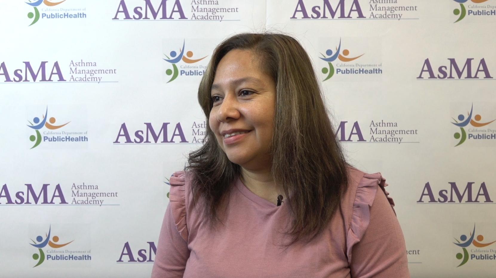 CDPH Asthma Management Academy - Gabriela's Story