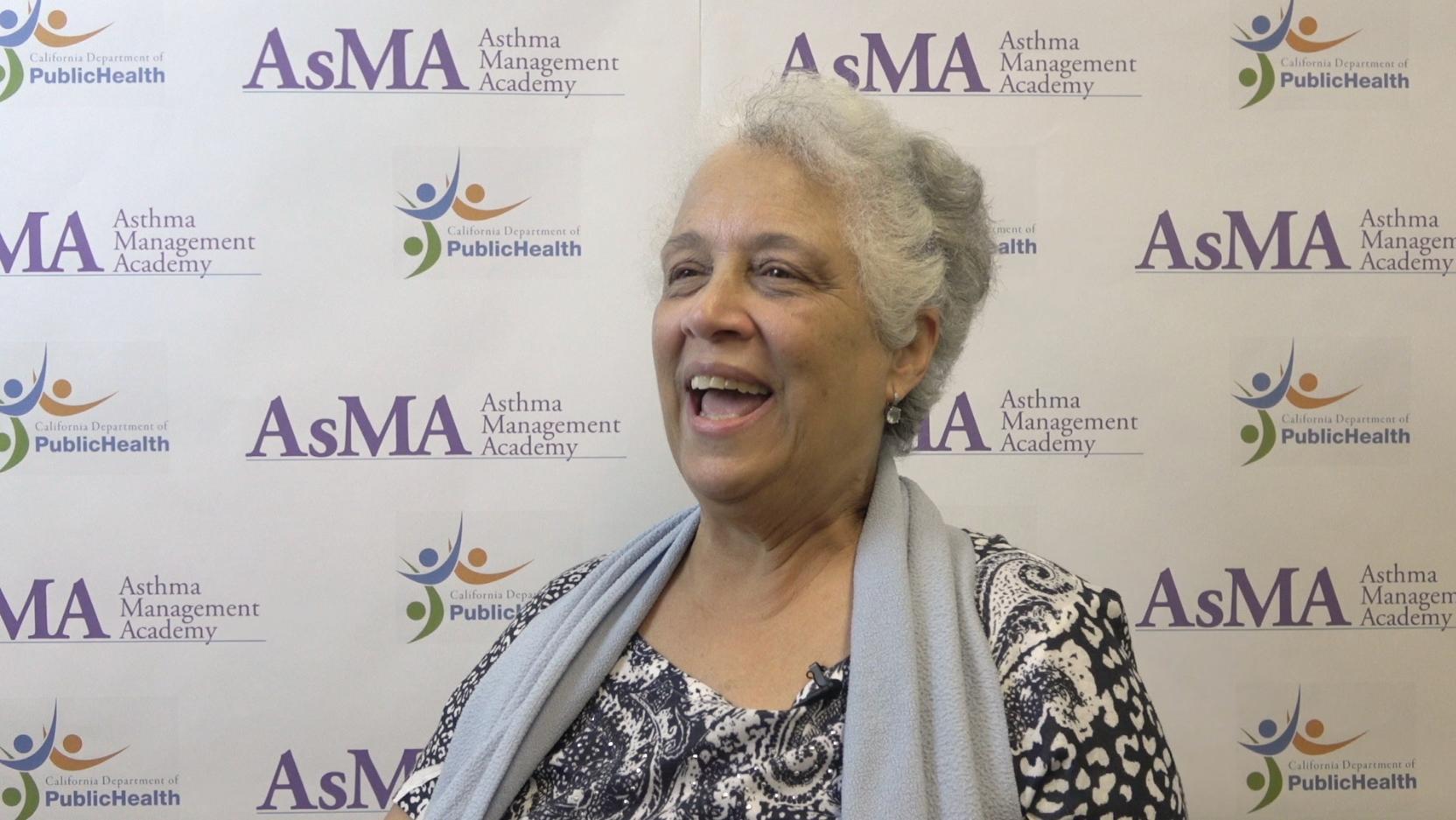 CDPH Asthma Management Academy - Historia de Consuelo