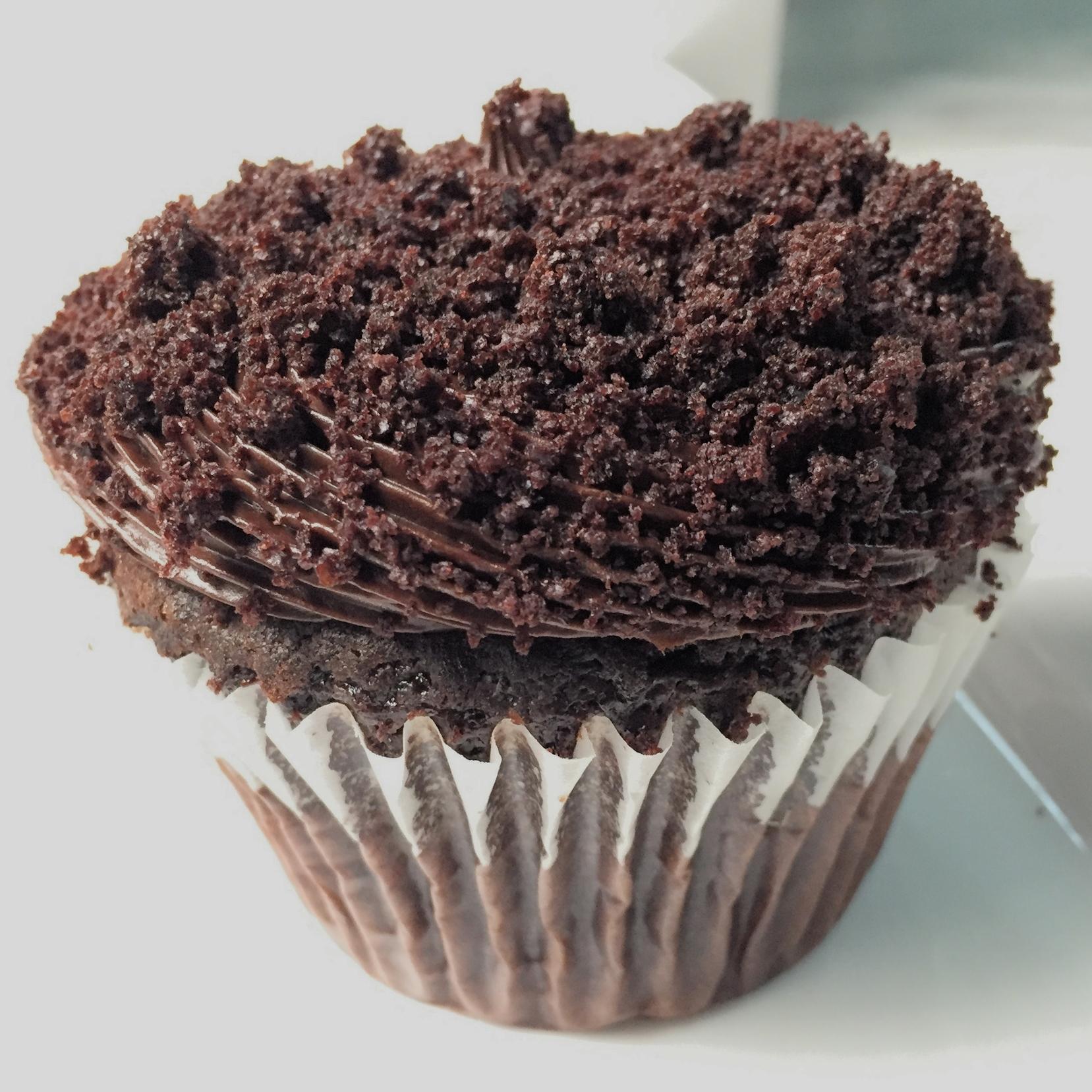 Brooklyn Blackout Cupcake