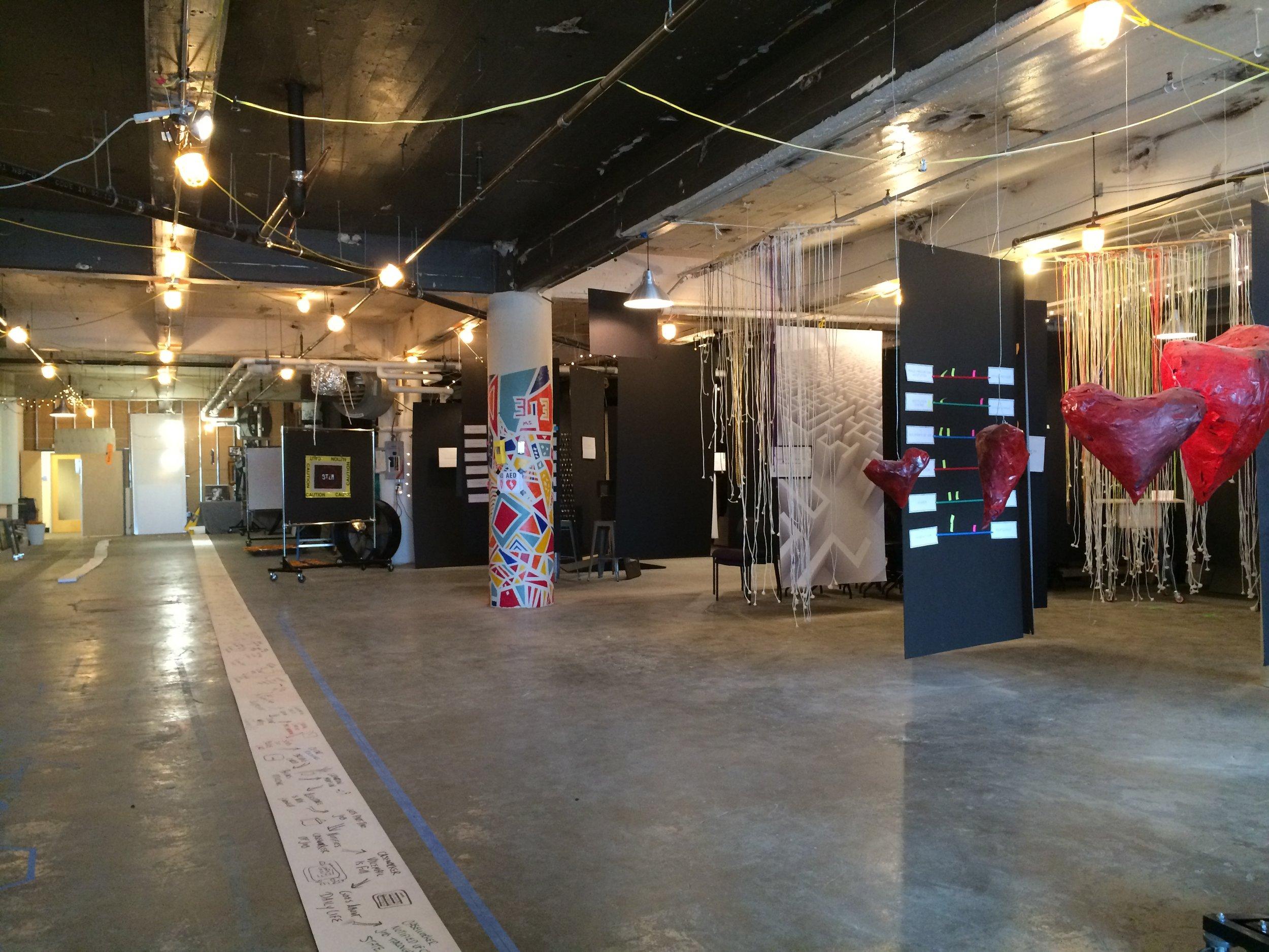 Civilla's immersive storytelling exhibits
