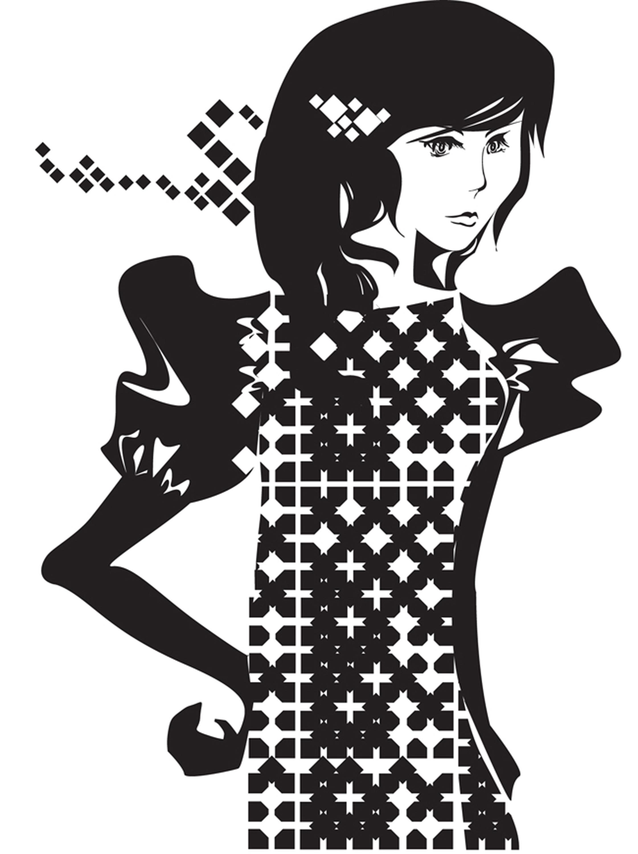 Media Studio: Imaging - Illustrator Character Project