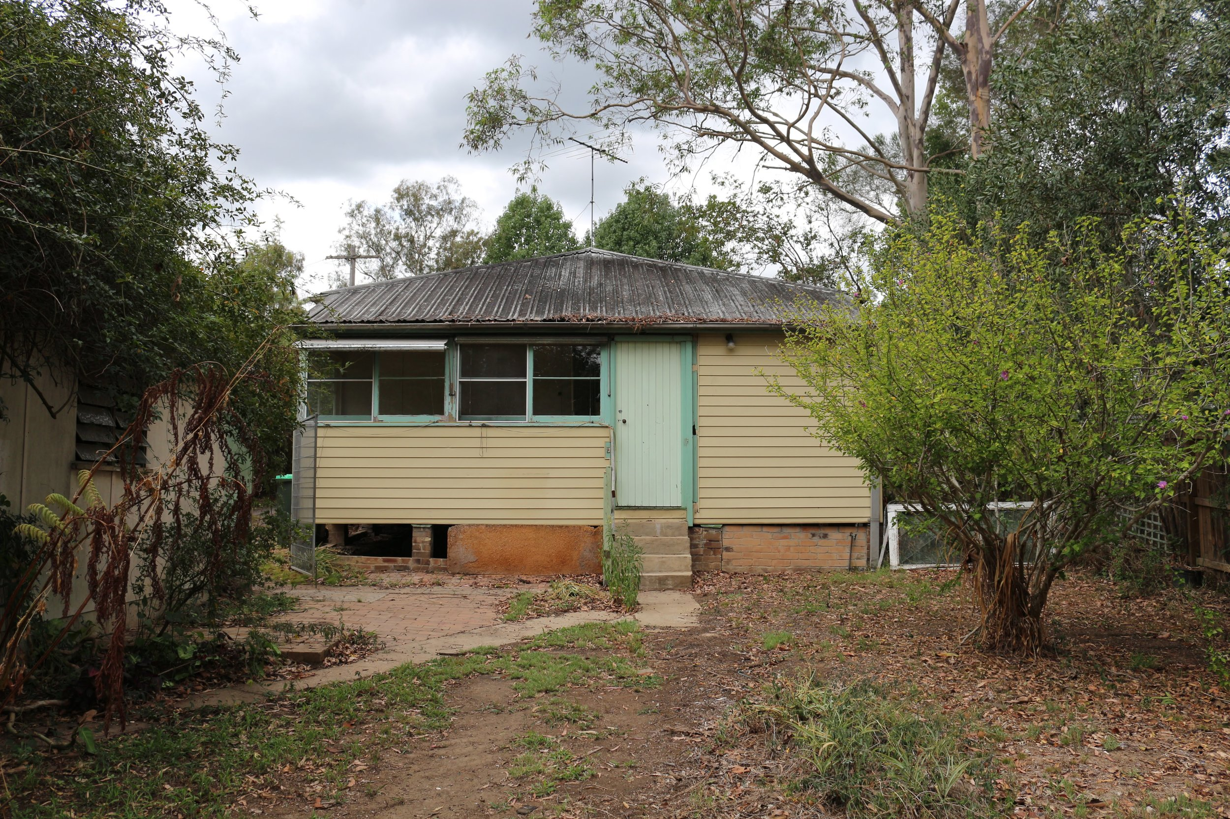 The 'cottage'