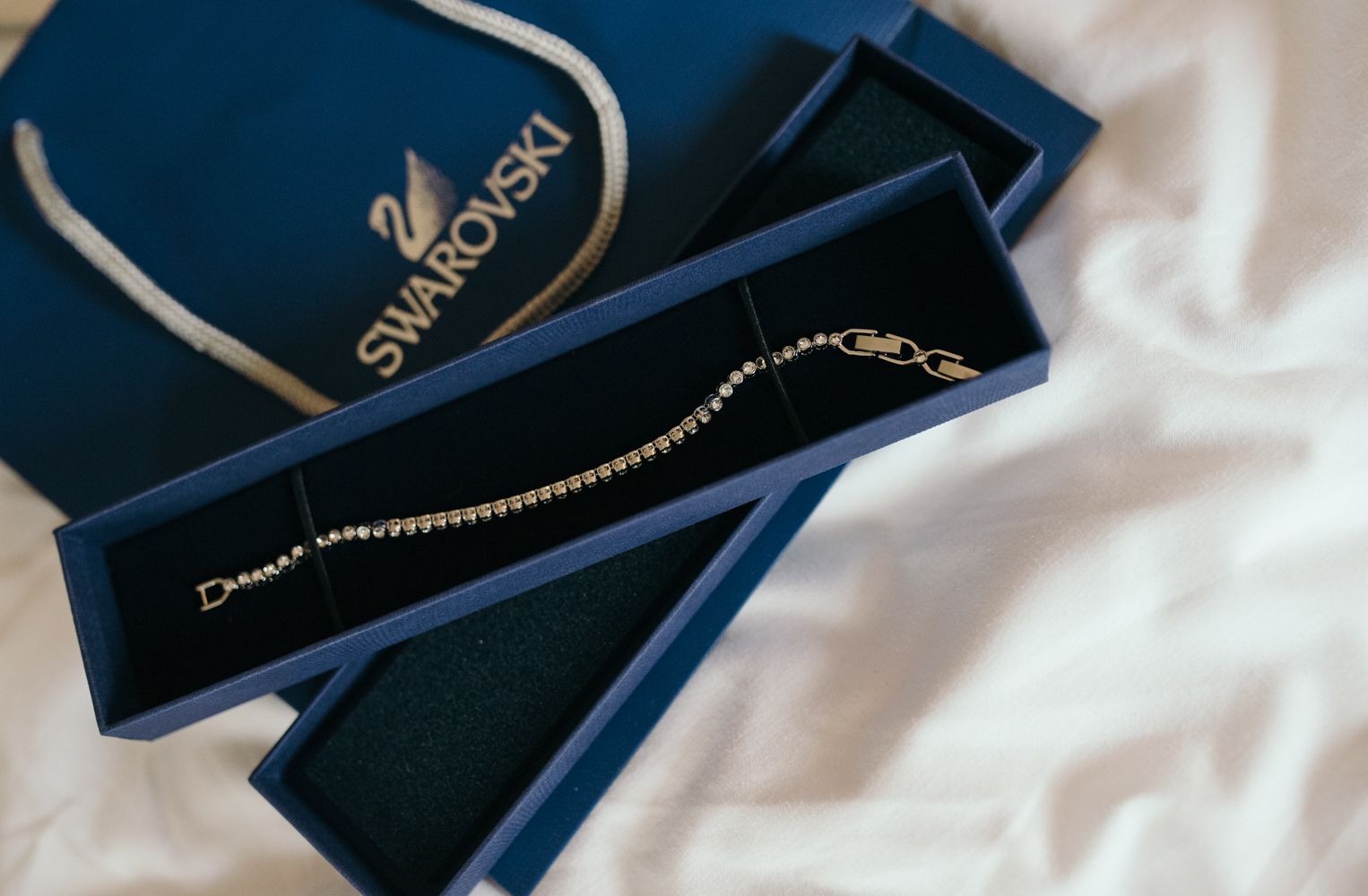 The brides wedding jewellery