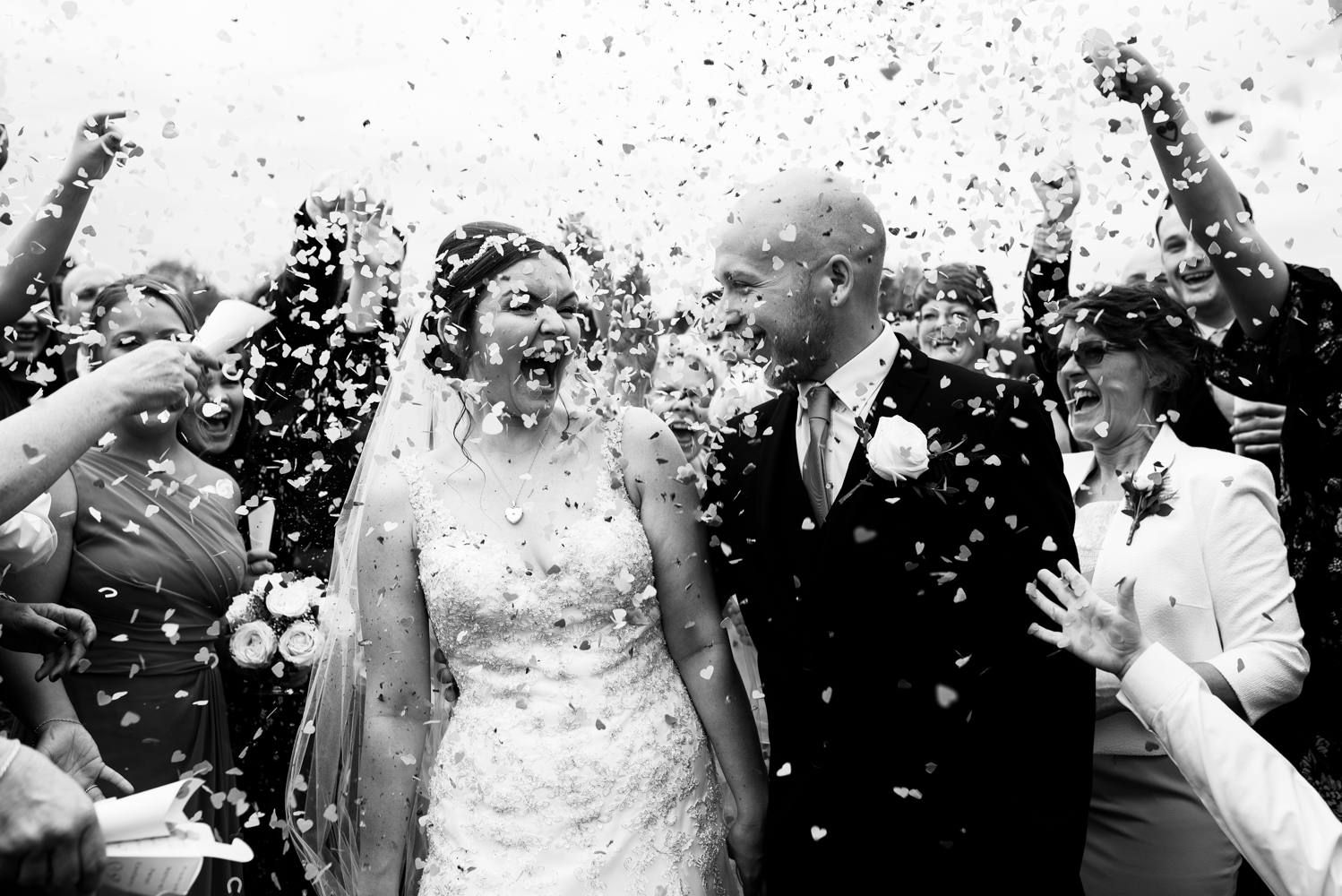 A black and white confetti avelanche.jpg