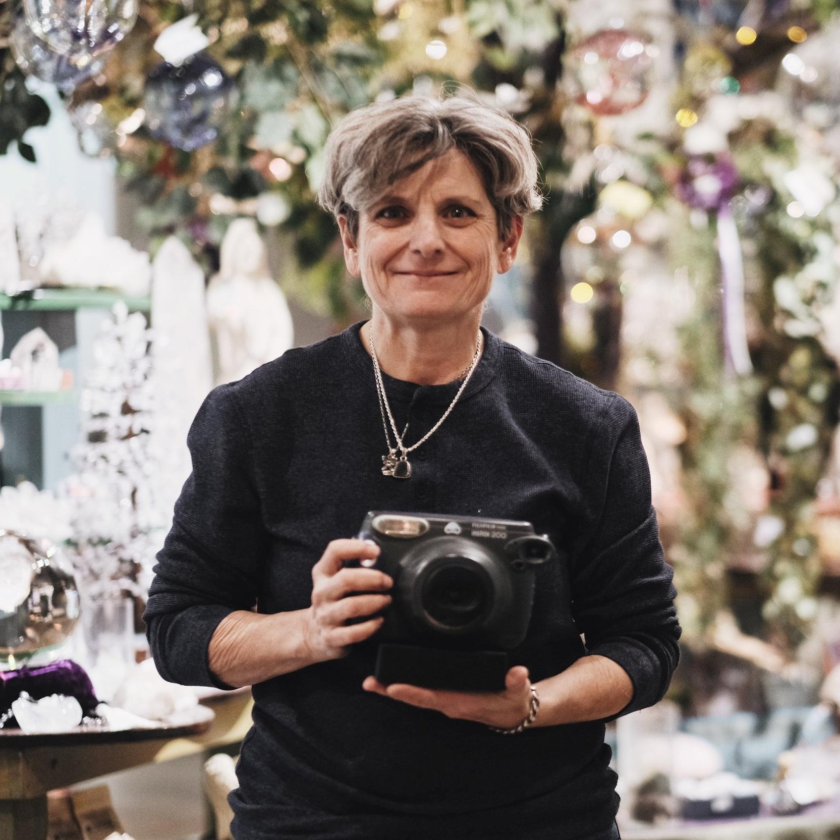 Renee Penley - Aura Photographer