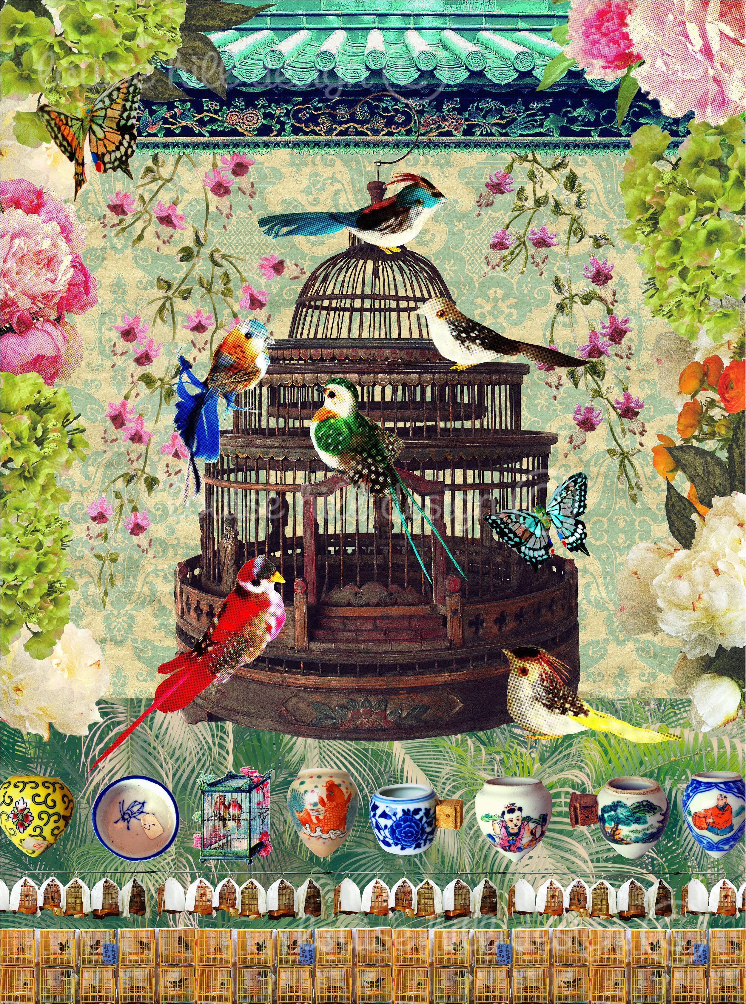 BIRD & FLOWER MARKET