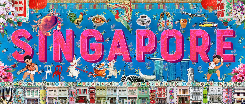 SINGAPORE TYPOGRAPHIC