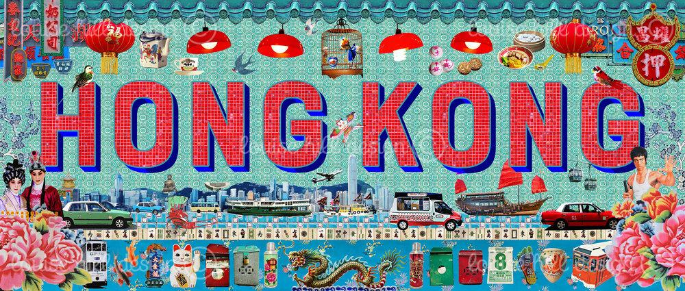 HONG KONG TYPOGRAPHIC