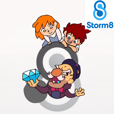 Storm8 Ads