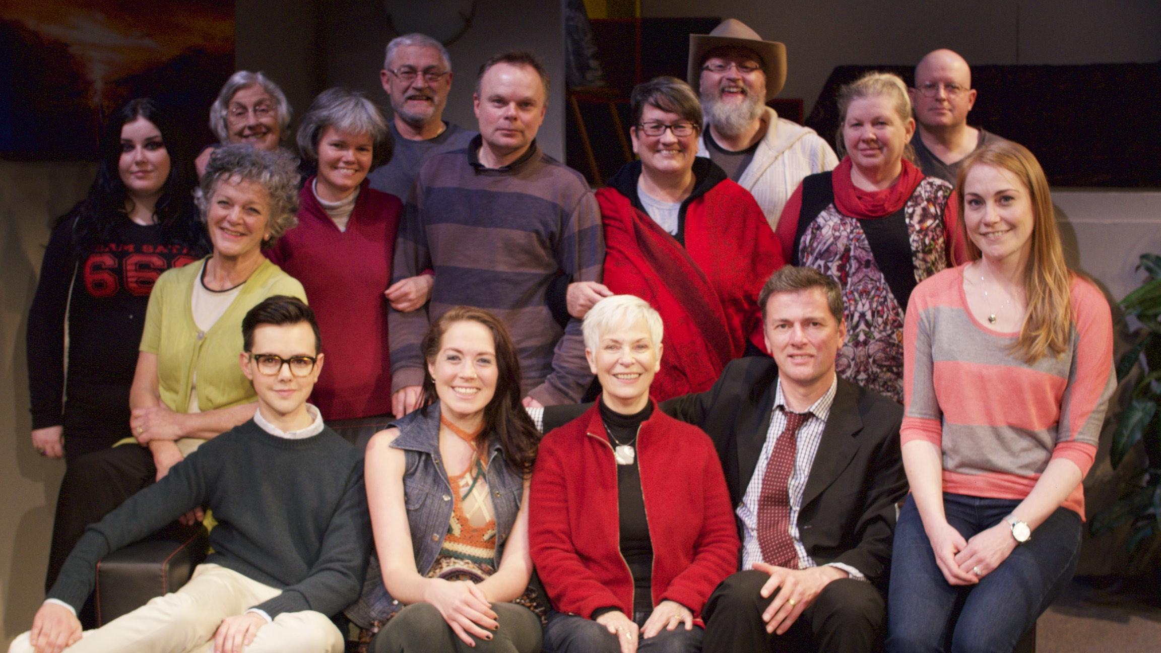 Rabbit Hole Cast & Crew