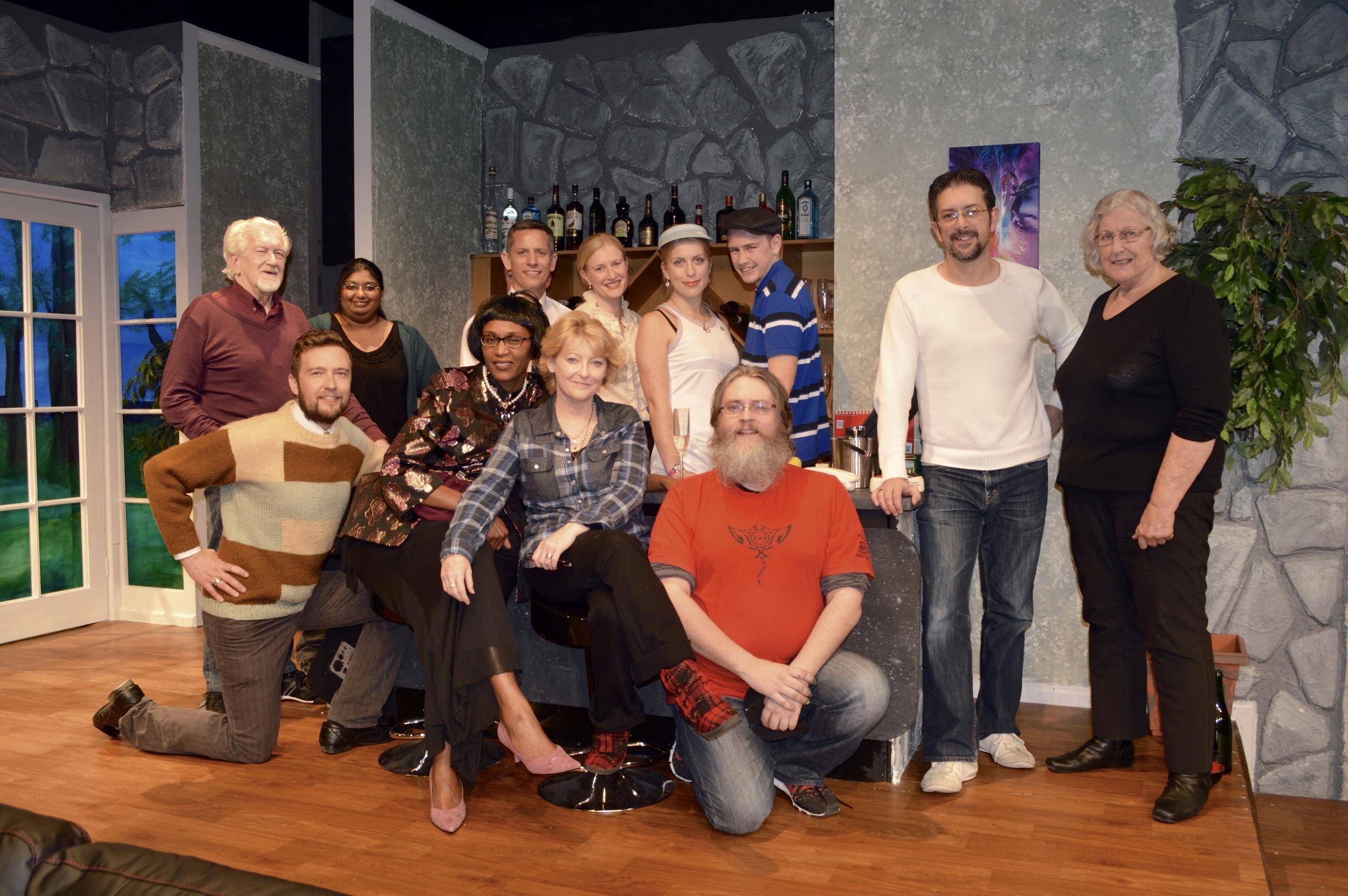 Fox on the Fairway Cast & Crew
