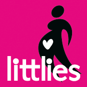 Littlies Magazine logo and link to Liz Donnelly's article