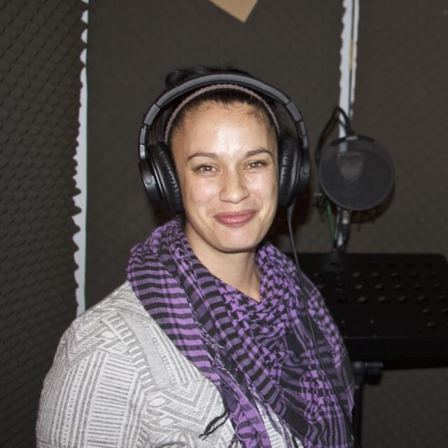 Superstar kids presenter and voice artist Naomi
