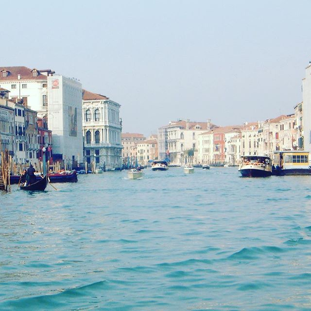 Venice back in 2000. #slowlived #slow #venice #photo