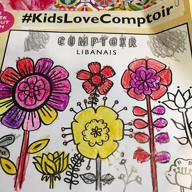 #kidslovecomptoir