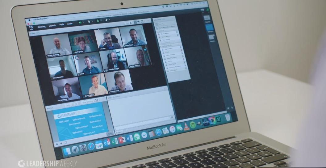 Virtuelt klasserom for formidling, diskusjon og erfaringsutveksling.