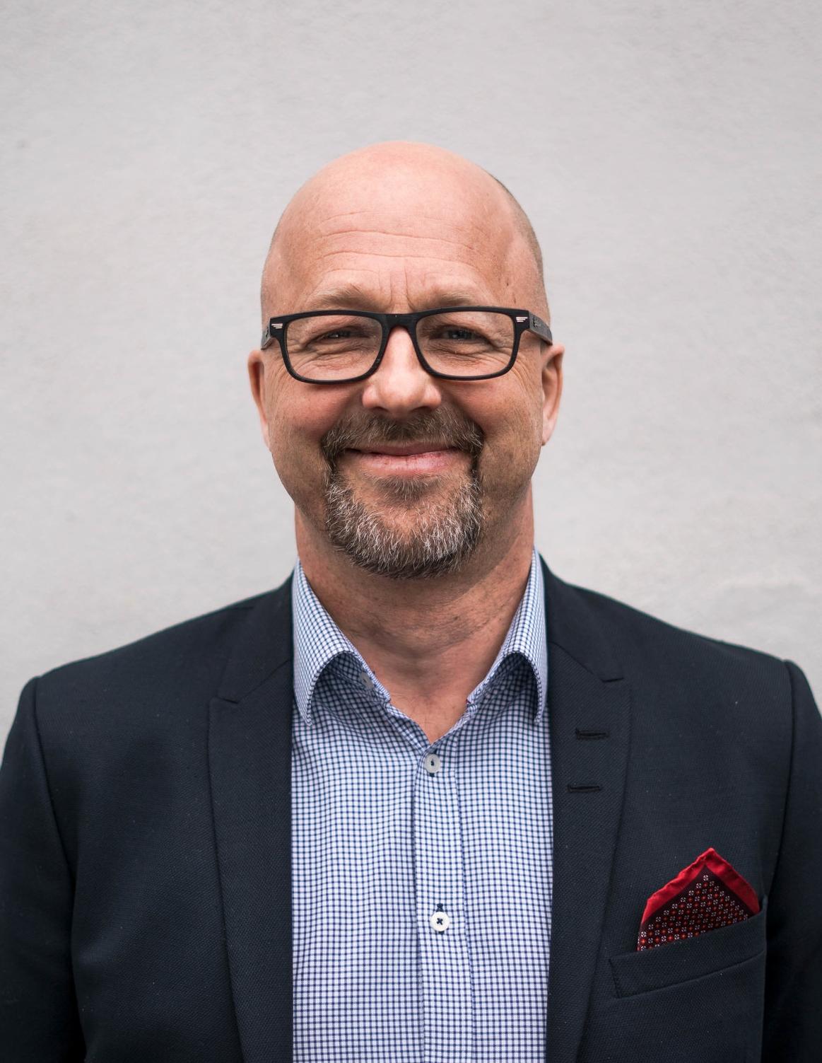 Haakon Gellein, Daglig leder, EGN Norge