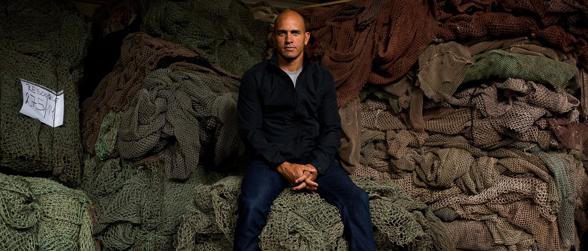 Kelly Slater from Outerknown