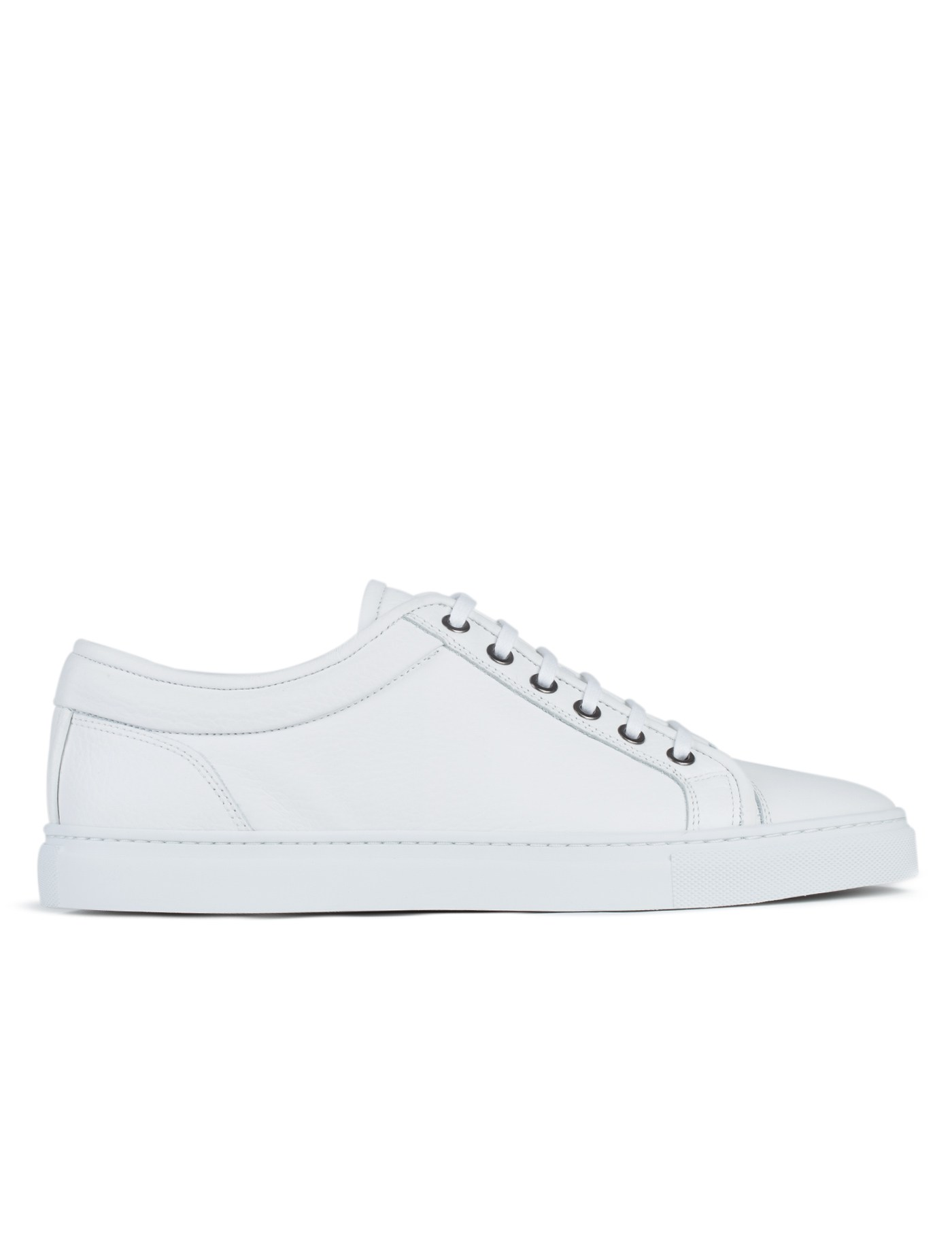 ETQ Low white leather sneaker
