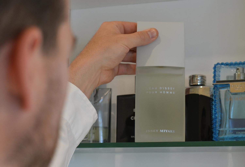 Issey Miyake Leau dissey pour homme fragrance worn by Jaheb Barnett2.jpg