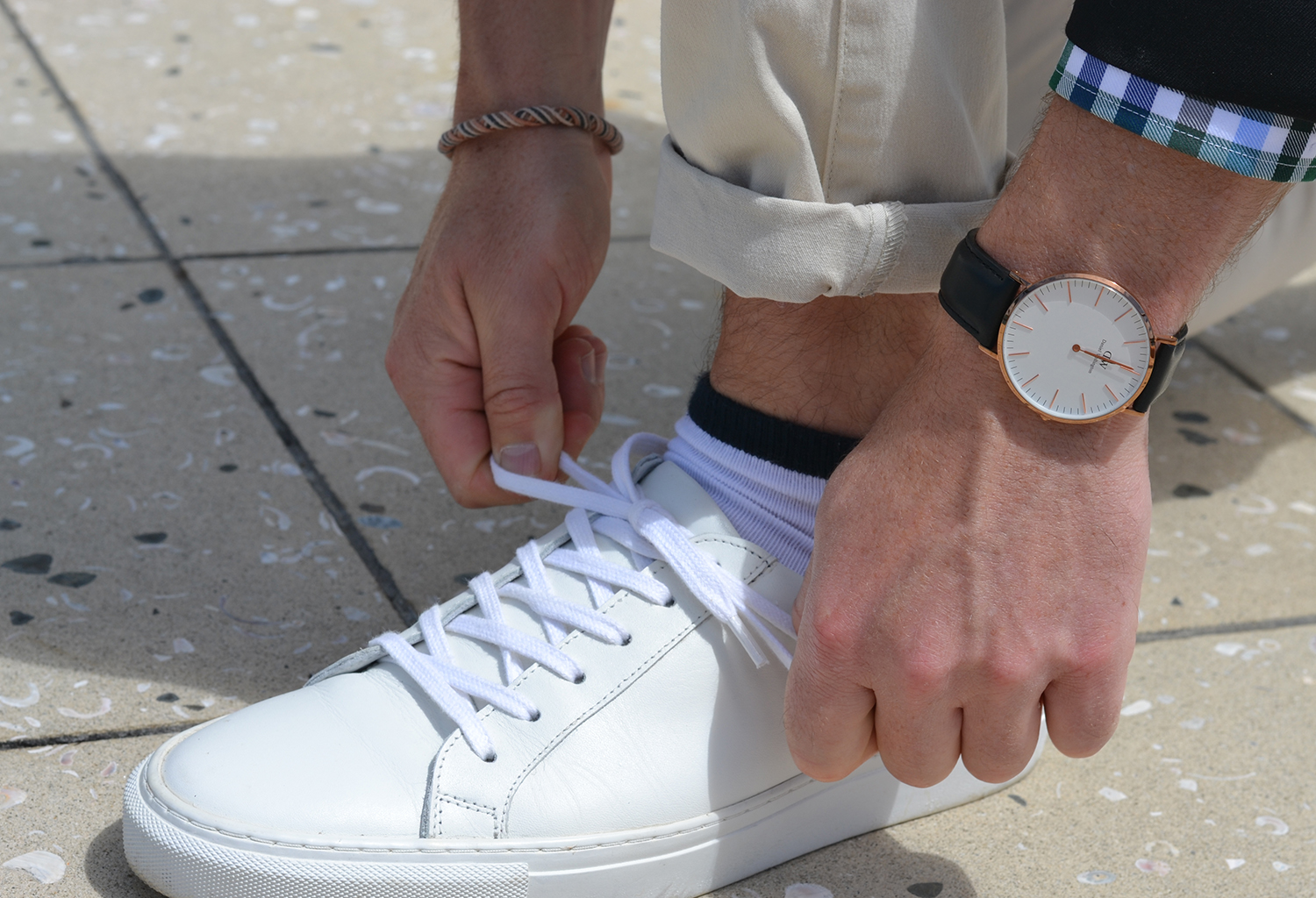 Jaheb-Barnett-wearing-french-connection-sneakers-and-daniel-wellington-watch.jpg