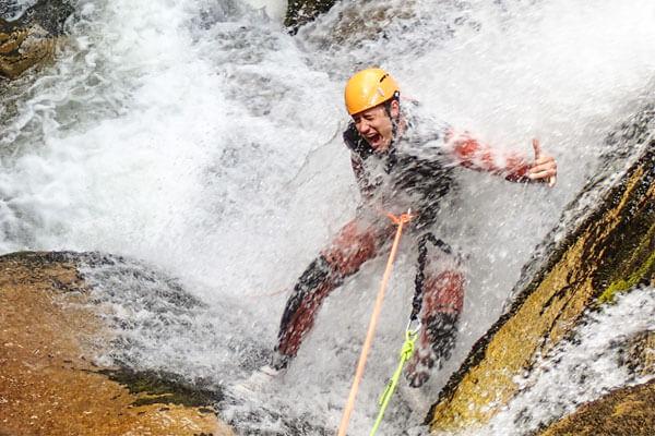 Canyoning in Abel Tasman Nationalal Park