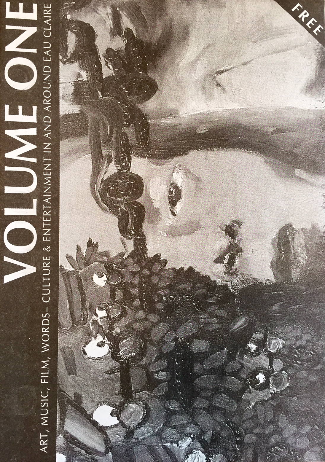 Issue one of  Volume One