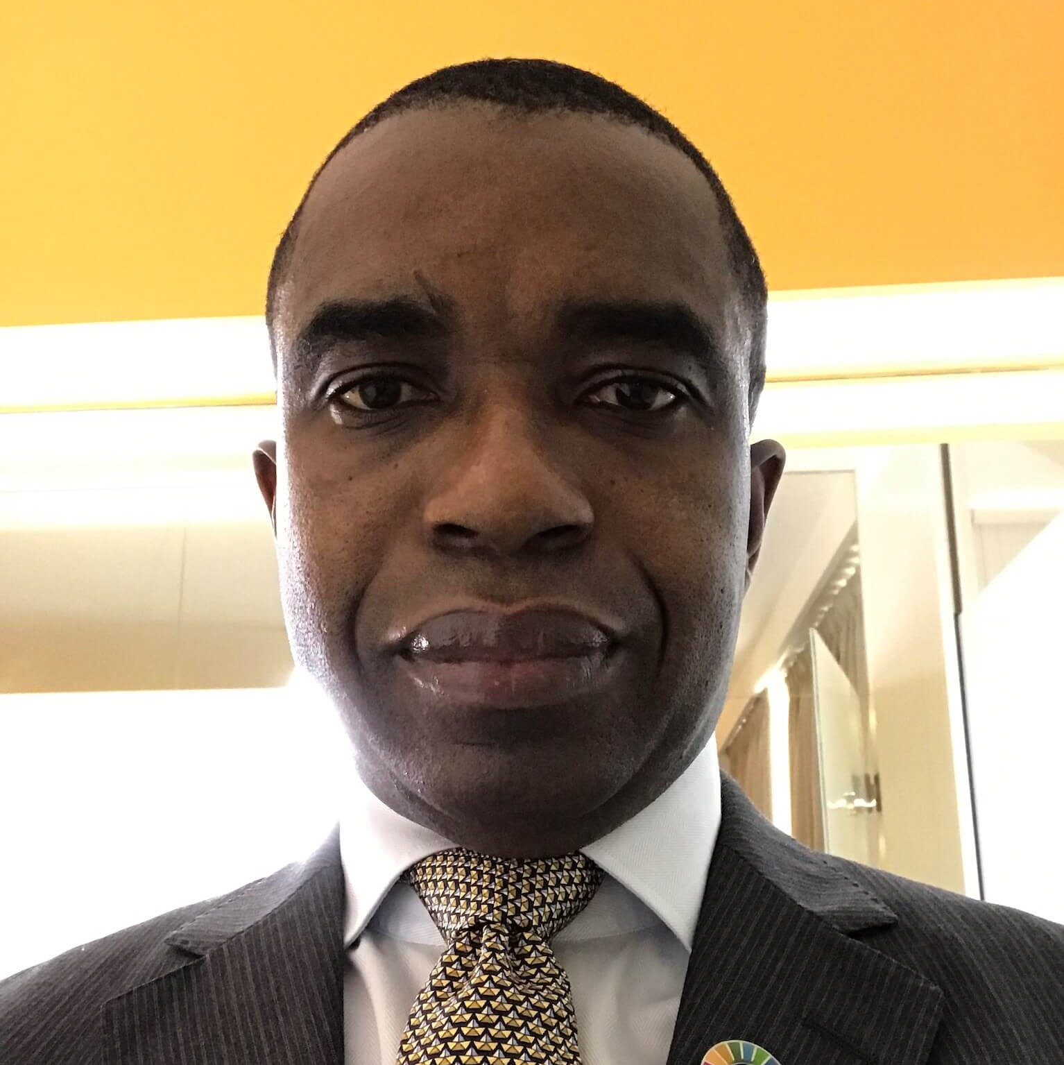 Akinwale Goodluck, Head of Africa at GSMA