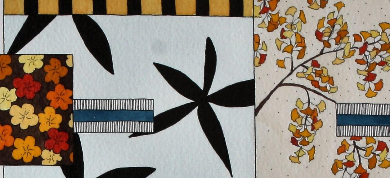 """Ginko biloba"" - detail"