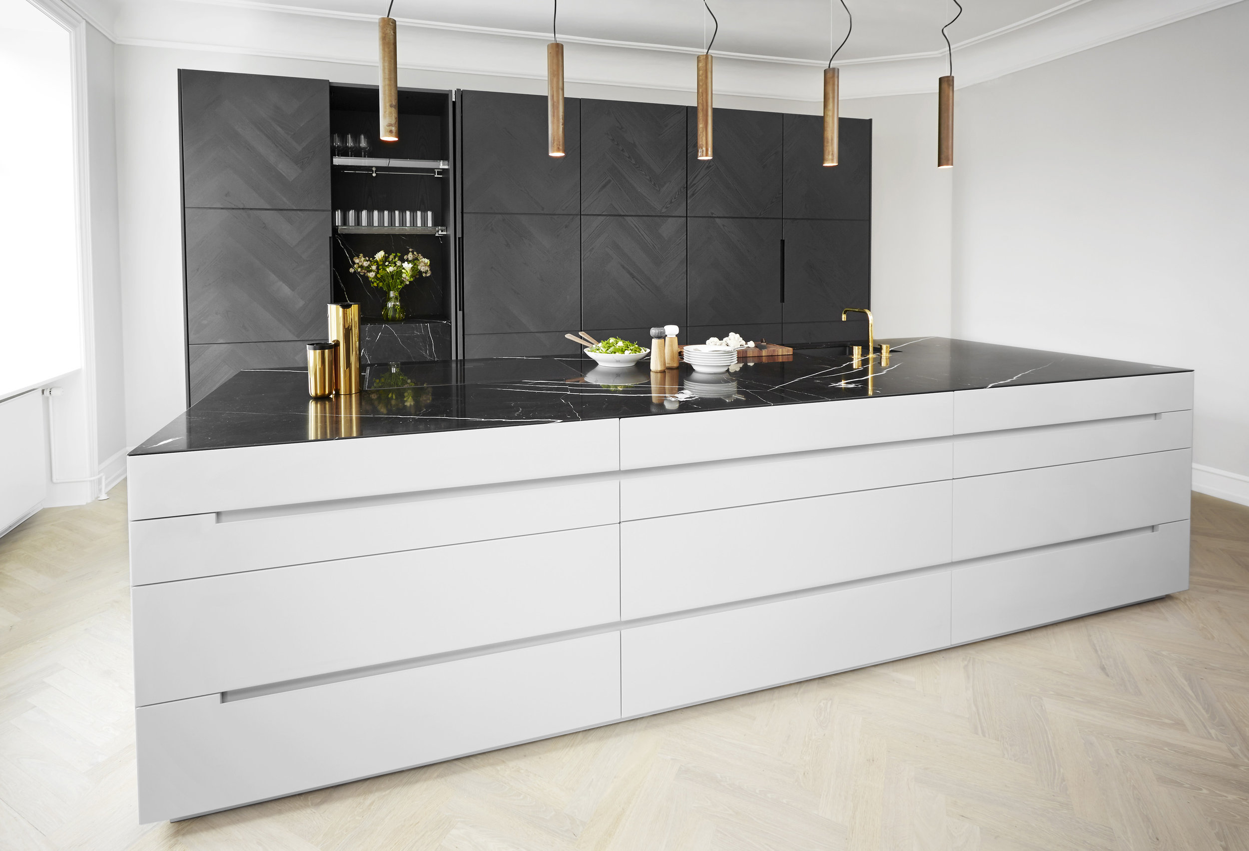 View Images from BOFORM kitchen and interior carpentry branding campaign