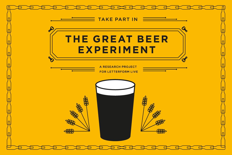 Beer Experiment