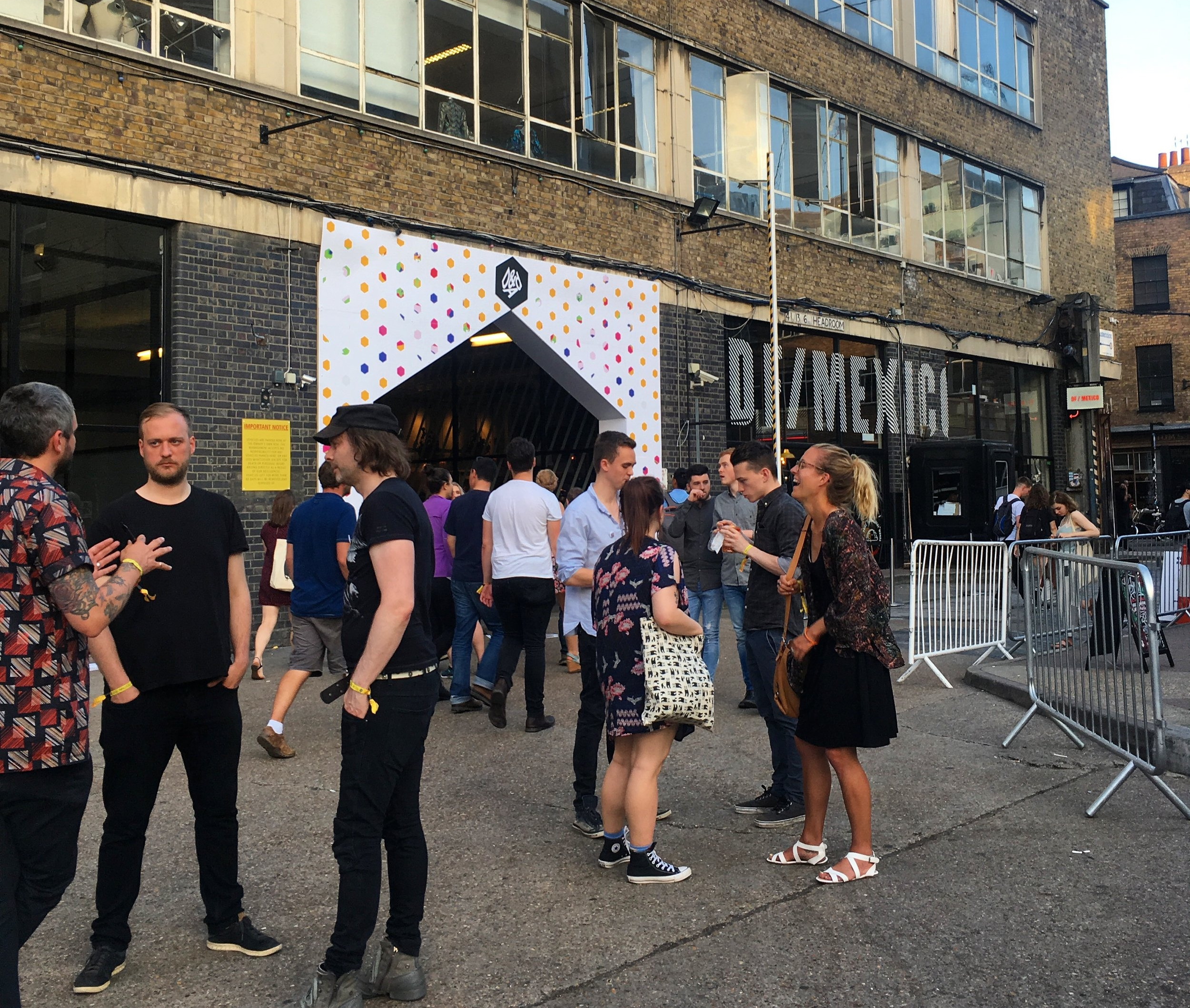 D&AD New Blood Festival private view