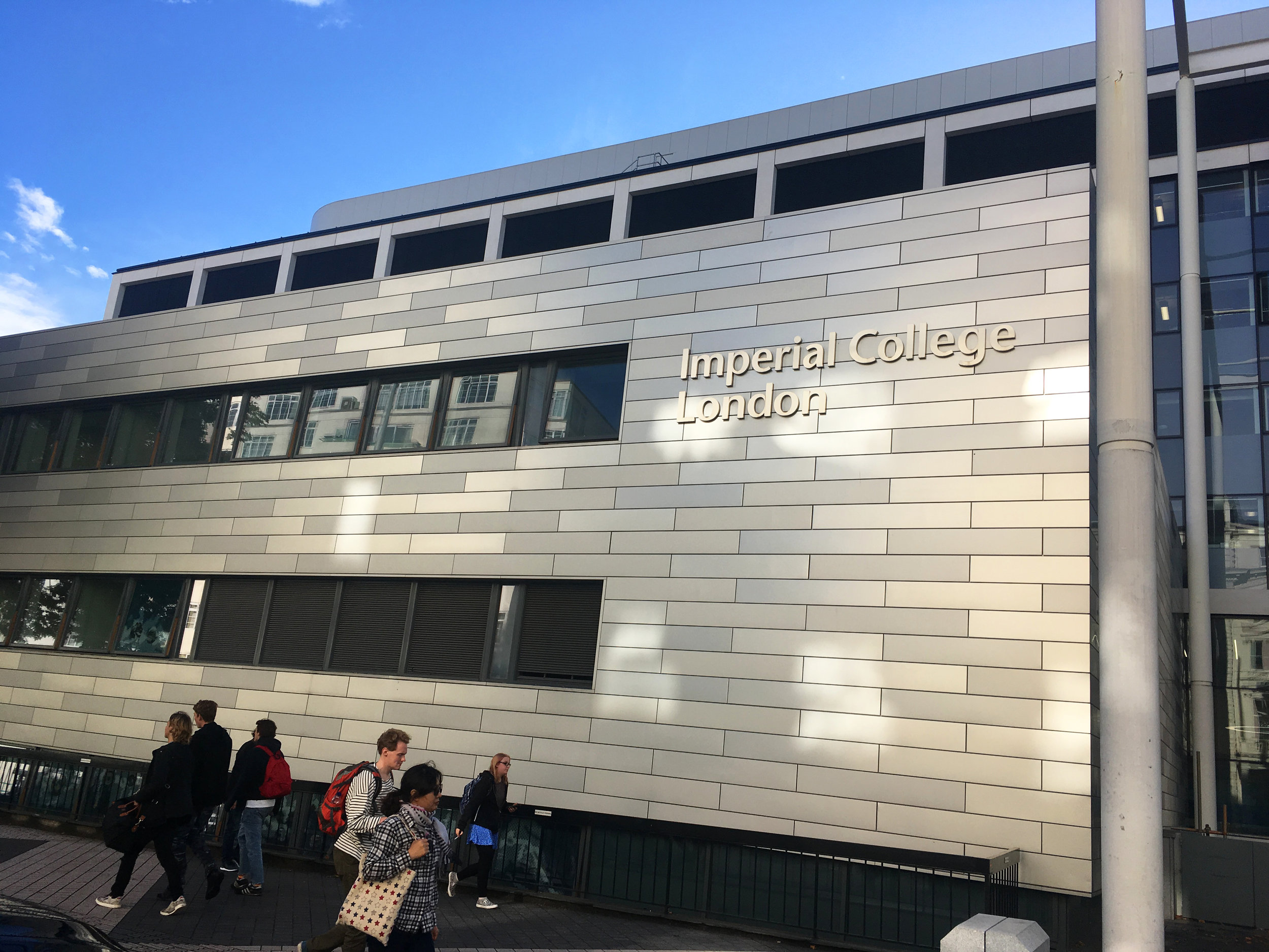 This year's Climate KIC workshop took place at Imperial College
