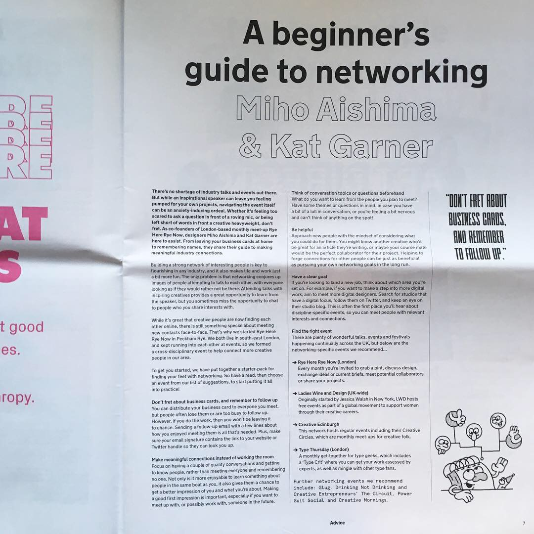 'A beginner's guide to networking'