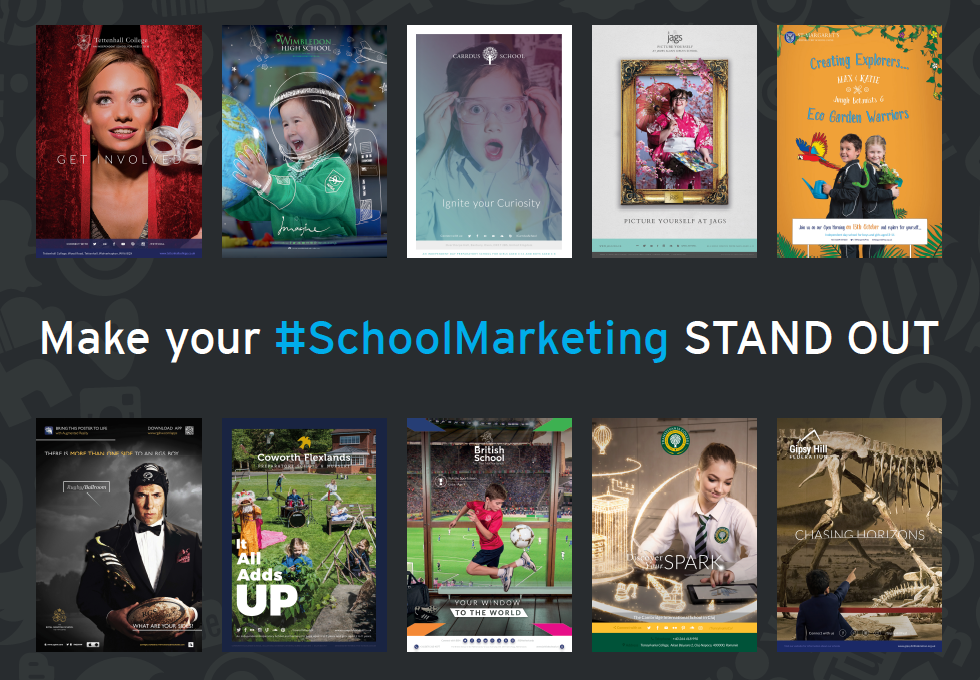 We believe that schools should stop just talking about 'being outstanding', and  focus on being stand-out .
