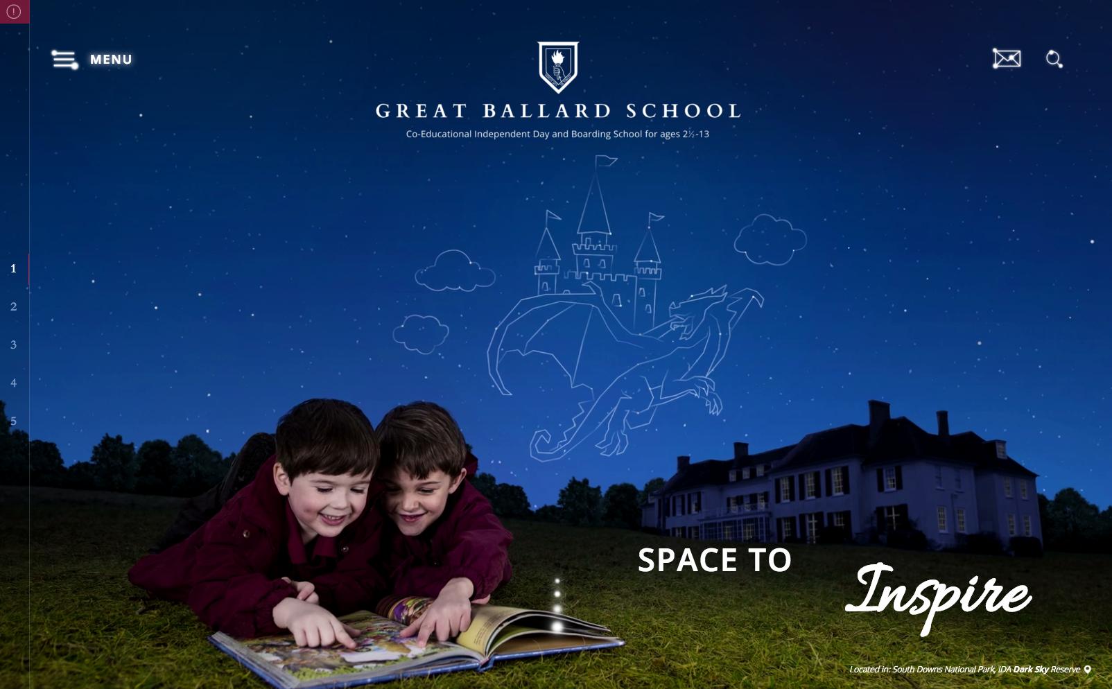 Great Ballard homepage