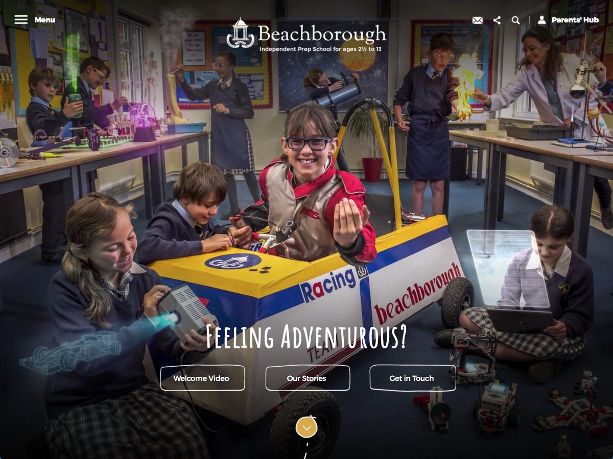 Beachborough School