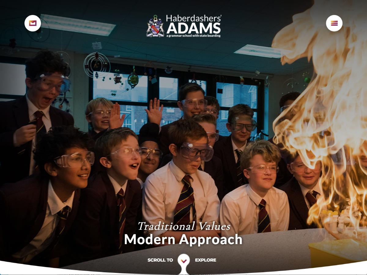Haberdashers' Adams School