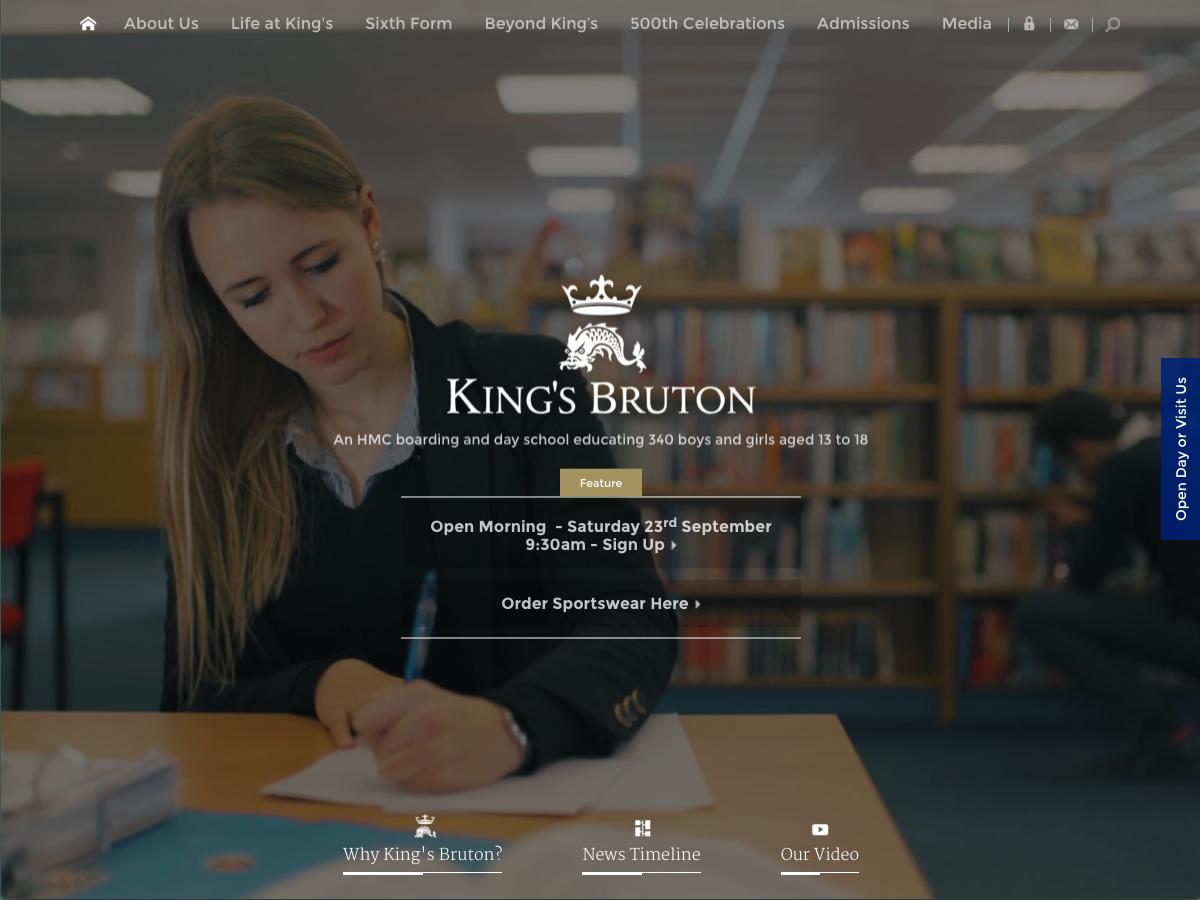 King's Bruton