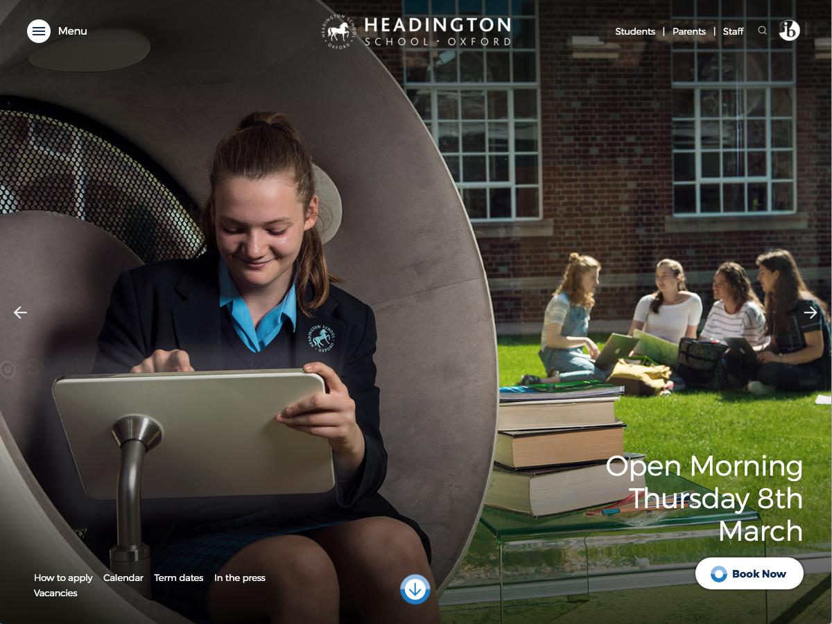 Headington School
