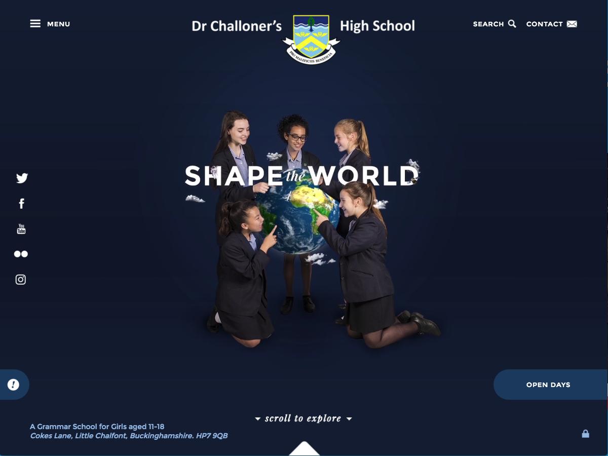 Dr Challoner's High School