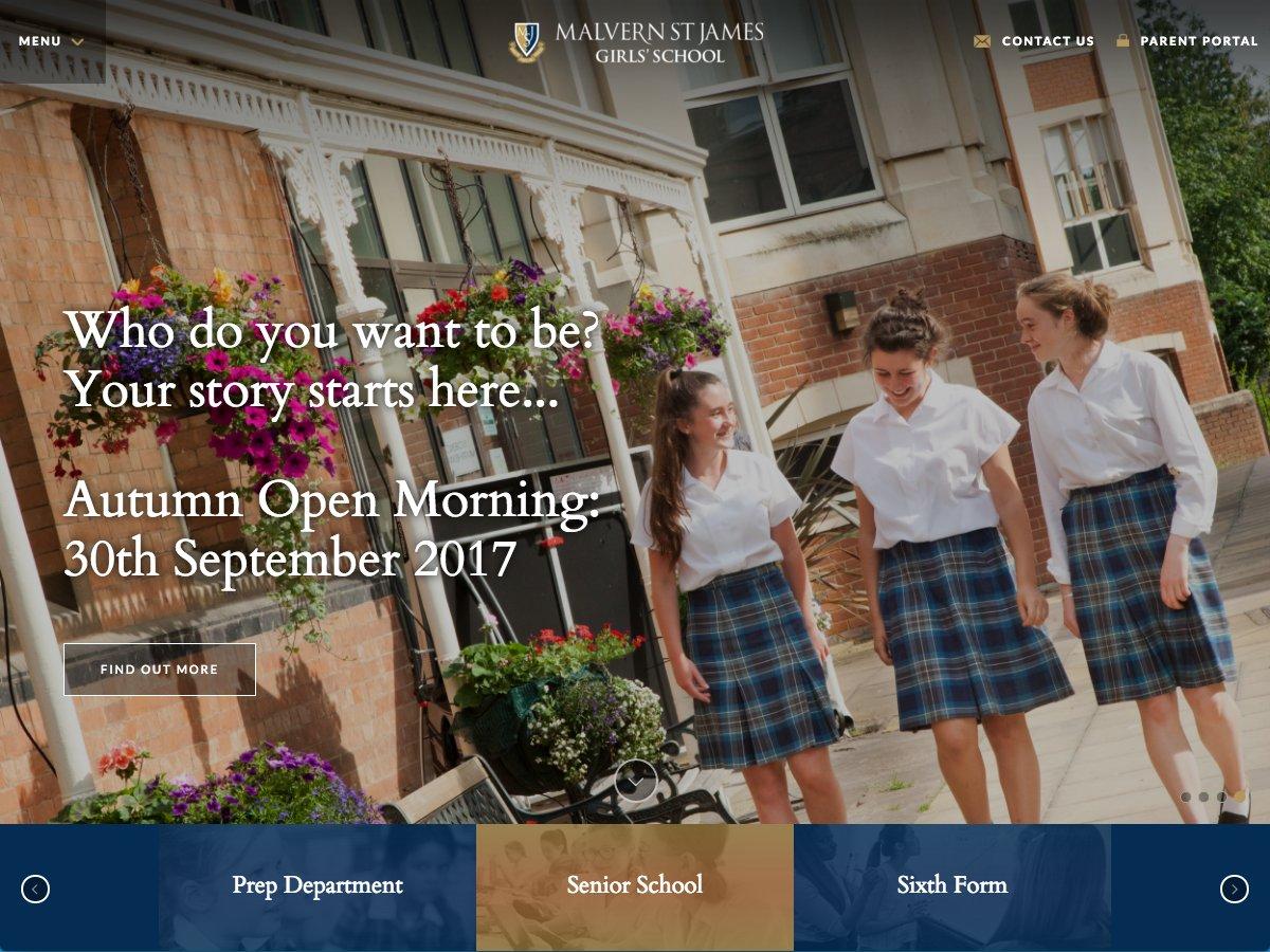 Malvern St James Girls' School