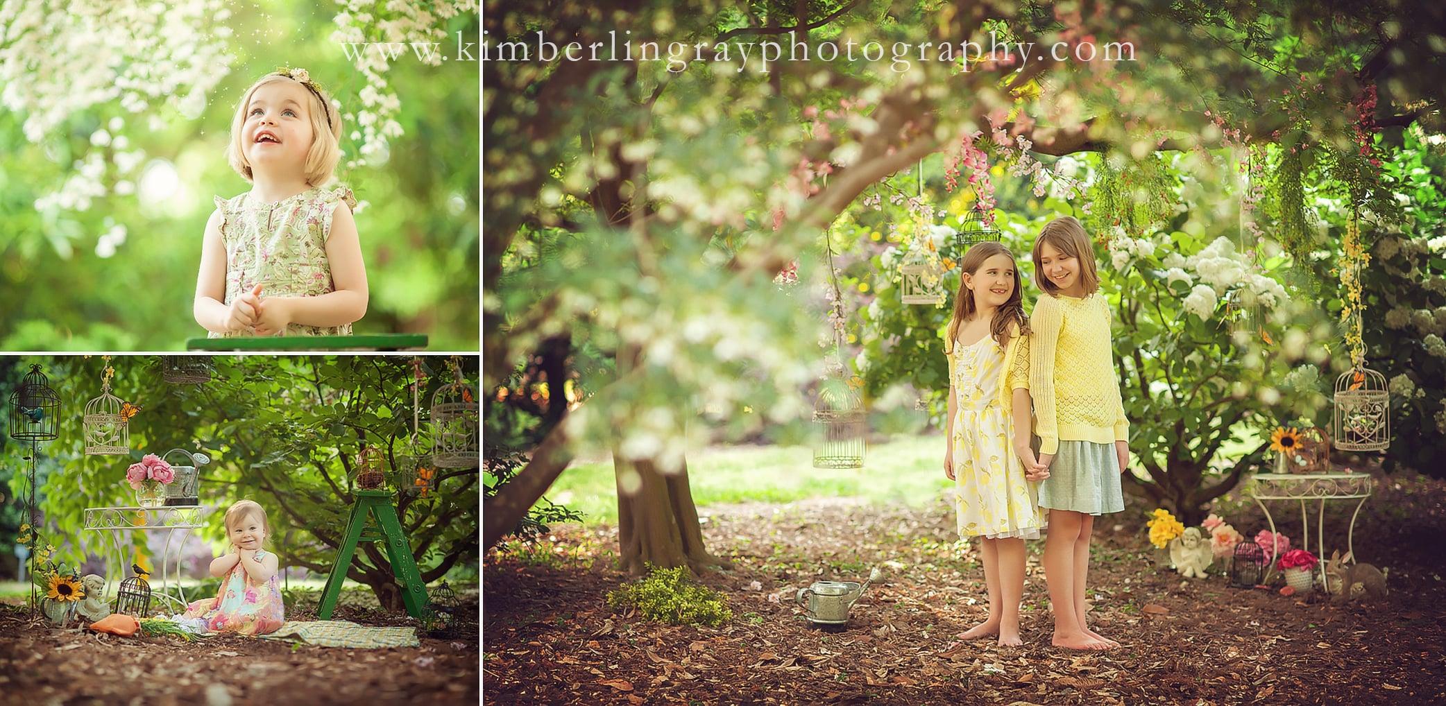 Vintage Garden | Springtime Portraits