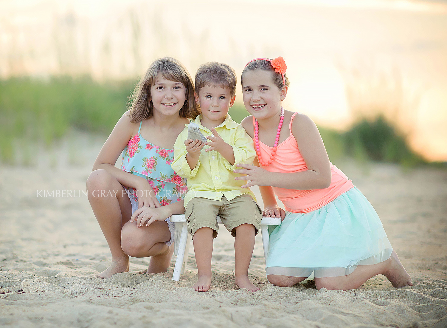 Big Sister Beach Photoshoot